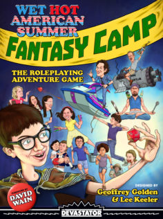 Co-Creator – Wet Hot American Summer: Fantasy Camp