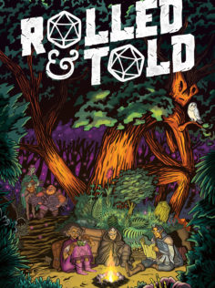 Game Writer – Rolled & Told Magazine